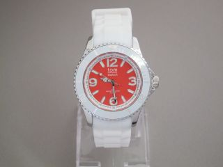 Tom Watch,  White Strawberry Red,  44 Mm,  Wa00105 - 1 Bild