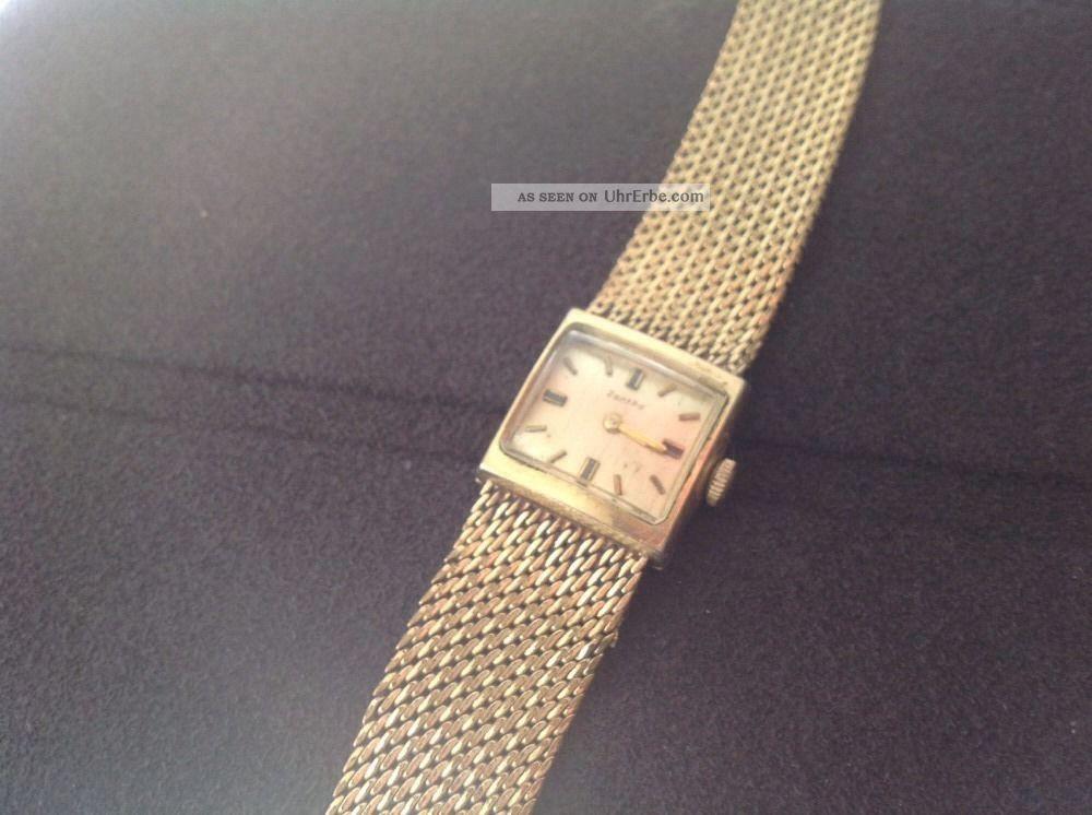 Damen armbanduhren gold 585