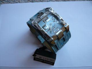 Damen - Armbanduhr Bruno Banani Xilion Small Br20959 Leder,  Himmelblau Bild