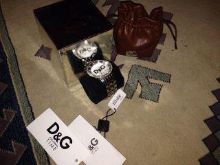Dolce & Gabbana - D&g - Prime Time - Luxusuhr Herren/damen Bild