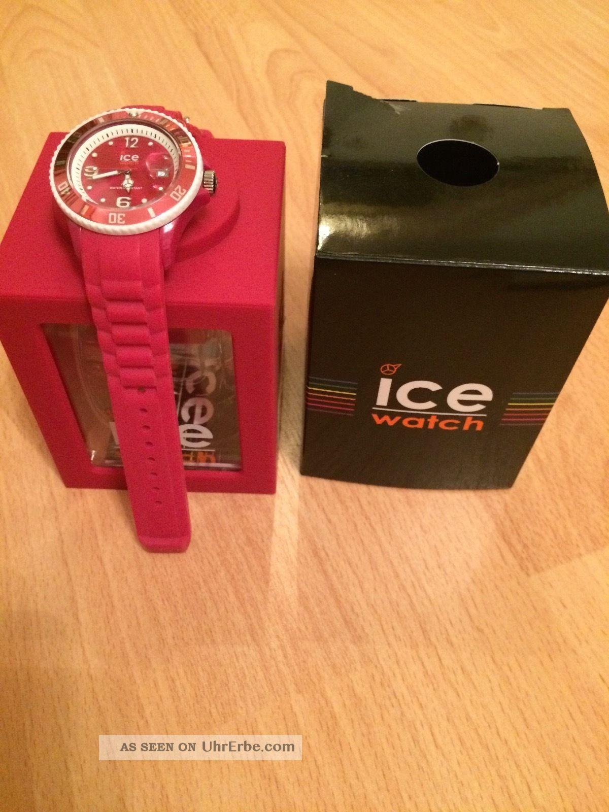 Ice Watch Pink Armbanduhren Bild