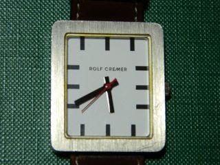 Rolf Cremer Desiner Damen Armbanduhr Bild
