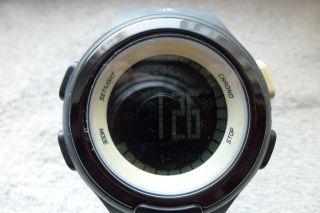 Adidas Adp3066 Uhr Silikon Chronograph Alarm Watch Montre Orologio Bild