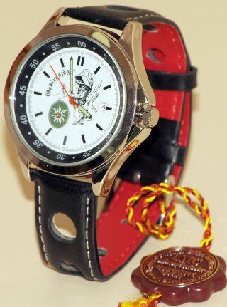 Gebirgsjäger Imc Formula Silber Armbanduhr Uhr Günstig Ovp Sonderedition Bild