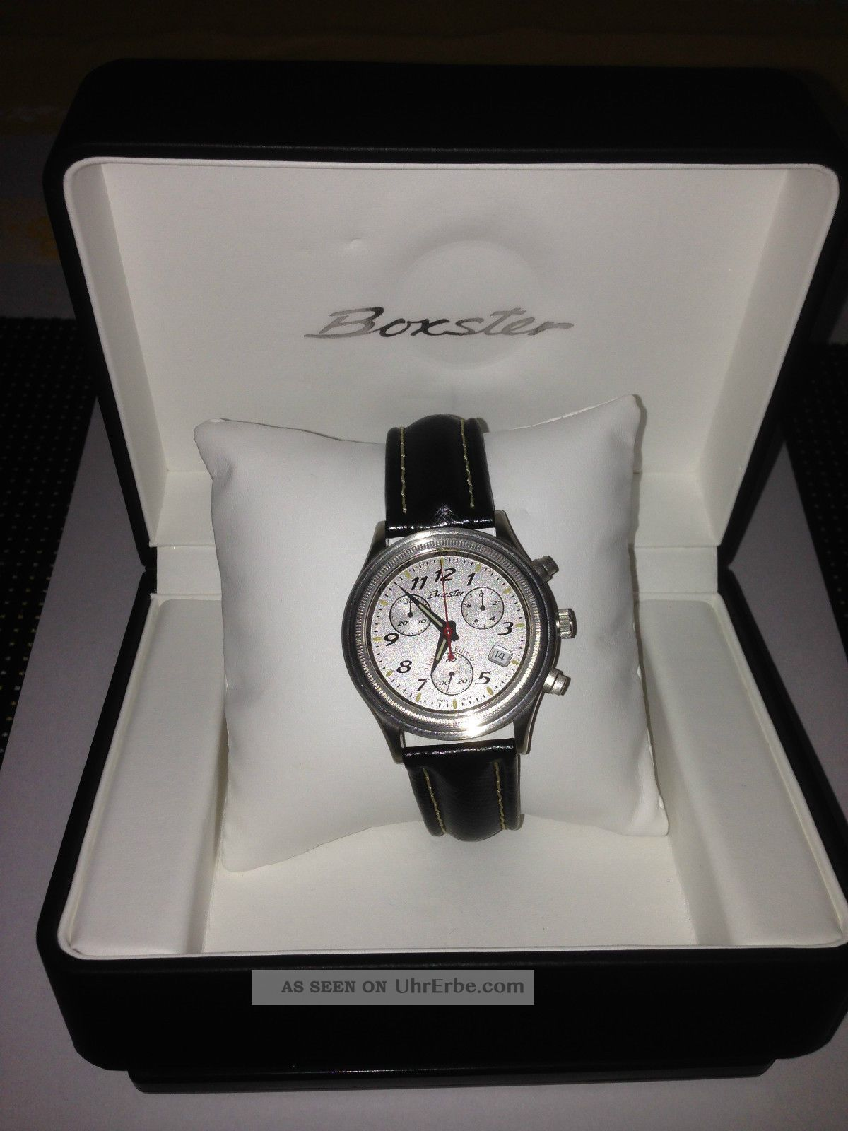 Limitierte Auflage Der Porsche Boxster Armbanduhr