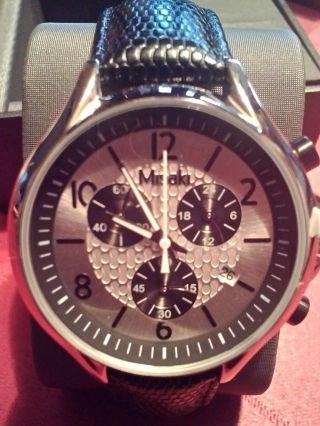 Misaki Uhr,  Chronograph,  Wunderschön,  Weihnachtsgeschenk,  Unisex Bild