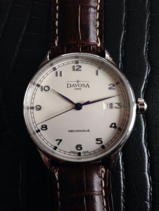 Armbanduhr Davosa Handaufzug Bild