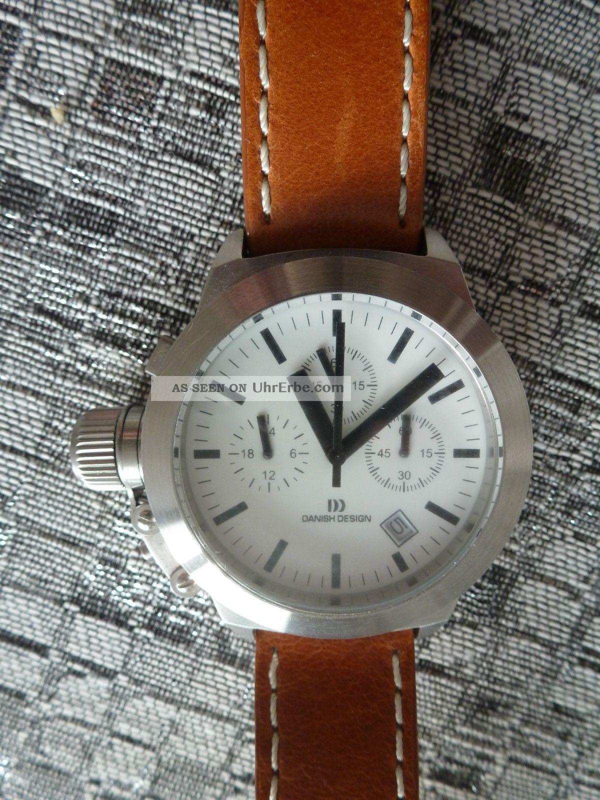 Tolle Danish Design Armbanduhr - Uhr - Unisex Modell Armbanduhren Bild