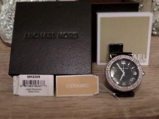 Michael Kors Mk5309 Keramik Armbanduhr Für Damen Bild