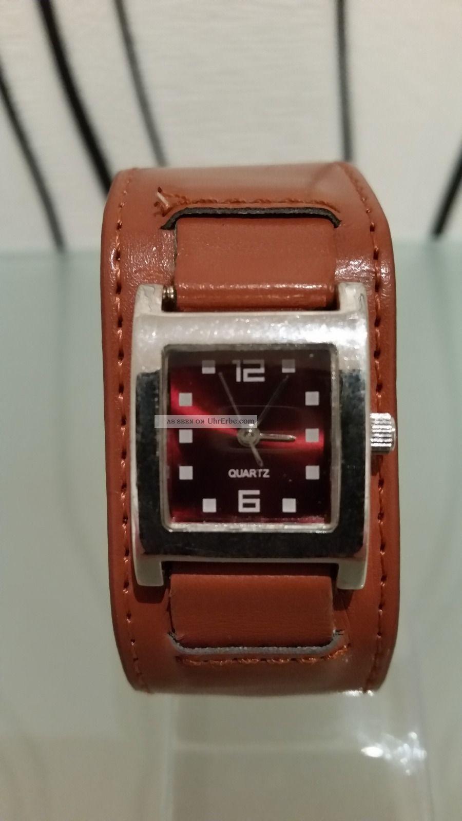 Damenuhr Modern Neuwertig Armbanduhren Bild