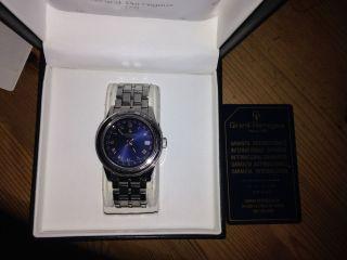 Schweizer Uhr Von Girard Perregaux : Gp 90 - World Time - Bild