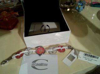 Just Cavalli Chinese Rich Damen Silber Armband GehÄuse Uhr R7251716035/0183137 Bild