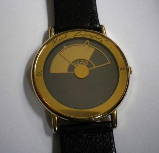 Schnäppchen Karl Lagerfeld Special Smoking Uhr Mit. Bild