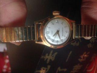 R A D O : Damen Automatik Armbanduhr. Bild
