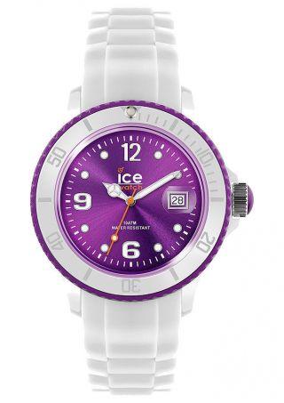 Ice Watch White Purple (si.  Wv.  U.  S.  11),  Ovp Bild
