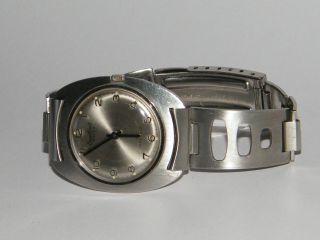 Handaufzug,  Wrist Watch,  Cal.  1758 - 1759 As,  Platt Wie Eine Flunder Bild