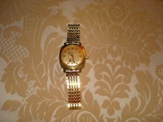 Rare Gub GlashÜtte Chronometer Q GÜteuhr Klassik Kal.  70.  3 & Aus Den 60er Bild
