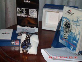 Tissot Chronograph 20377 Bild