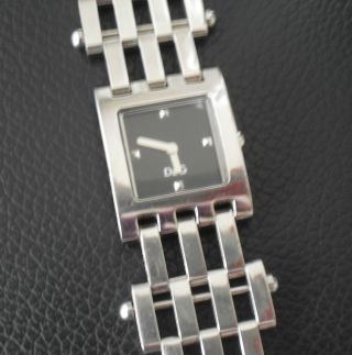 D&g Damenuhr Damen Armbanduhr Dolce Gabbana Silber Weihnachten Bild