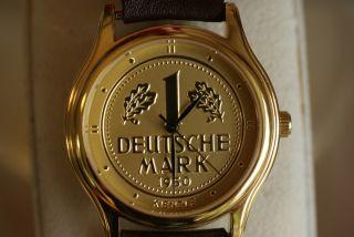 Dm - Uhr Kienzle Automatik Bild