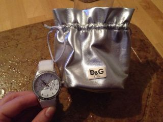 D&g Dolce & Gabbana Damenuhr Armbanduhr Origional Bild