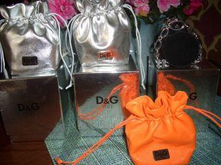 D&g Dolce & Gabbana Damenuhr Dw0338 Schachtel Lederbeutel Verpackung Säckchen Bild