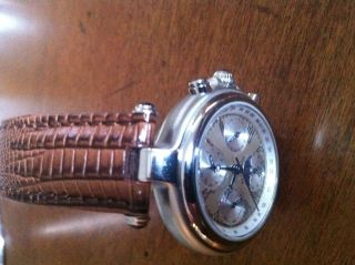 Edle Automatik Uhr Raoul U.  Braun Ungetragen - Wie - In Originalbox Bild