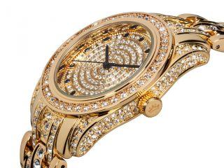 Roebelin & Graef Steinbesetzte Armbanduhr,  Herrenuhr,  Damenuhr, Bild