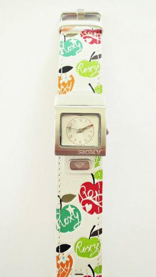 Roxy Biarritz Damen - Armbanduhr,  Damenarmbanduhr,  Damenuhr Mit Leder Bild