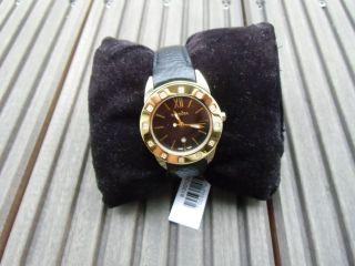 Pandora Damenuhr Black Crown Diamond 812012bk Bild