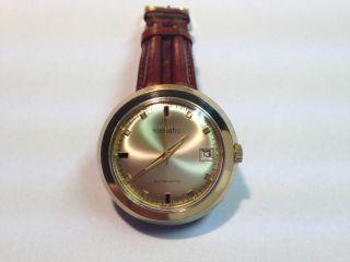 Elgin,  Format Automatik Herren Armband Uhr,  Ungetragen Bild