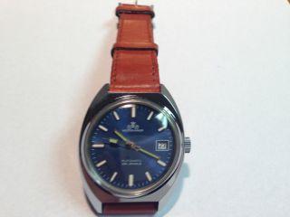 Anker Automatik Herren Armband Uhr,  Sammler Uhr,  Ungetragen Bild