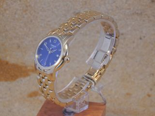 Tissot T97.  5.  181.  42 Quarz Damen - Armbanduhr Aw005 Bild