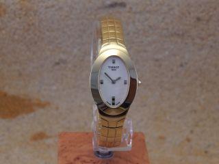 Tissot T 47.  5.  385.  31 Damen - Armbanduhr Bild