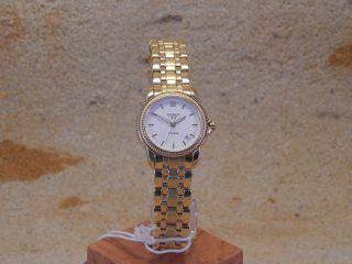 Tissot T46.  5.  181.  13 Quarz Damen - Armbanduhr Aw001 Bild