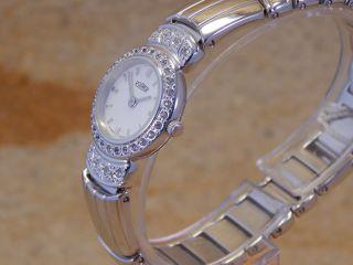 Roamer Swarovski183 - 01 Quarz Damen - Armbanduhr Aw006 Bild