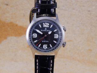 Poljot Handaufzug Wecker Herrenambanduhr 18 Juwels W103 Bild