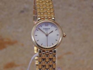 Tissot T38.  5.  285.  31 Quarz Damen - Armbanduhr Aw004 Bild