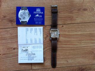 Festina Damen / Herren Armbanduhr - - Model F16136 Bild