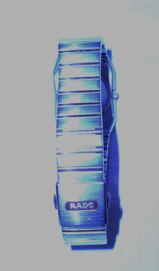 Rado Diastar Sehr Elegante Bicolor Herrenuhr (damenuhr) Bild