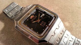 Vintage Orient Kaliber 46943 21 Jewels Made In Japan Bild