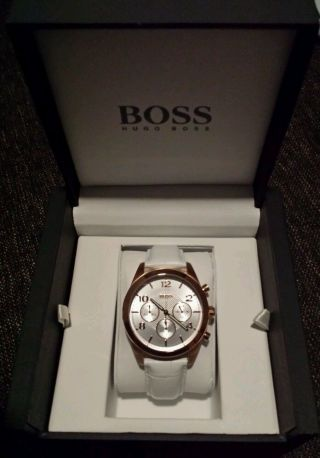 Hugo Boss 1502310 Damenuhr Chronograph Bild