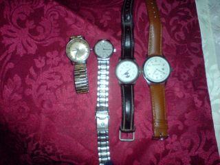 Armbanduhr Kienzle Herren U.  Junghans Damenuhr Magnum U.  Esprit Bild