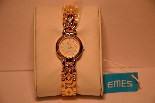 Emes 02/212 Damen - Armbanduhr Uhr Neuwertig/ungetragen Fe 5120 Bild