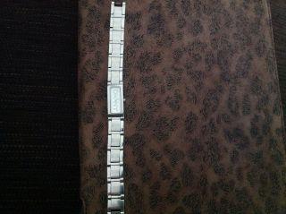 Dkny Damen Uhr Silber - Strass Bild