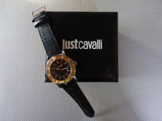 Armbanduhr Herren / Damen Just Cavalli Crystal Edel,  Klassisch - Elegant Bild