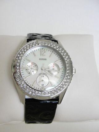 Guess Damen Uhr Chronograph G96022l Multifunktionsuhr Bild