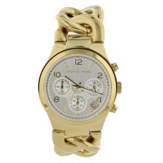 Michael Kors Damen Armbanduhr Mk3131 Weiß Mk3131 Bild