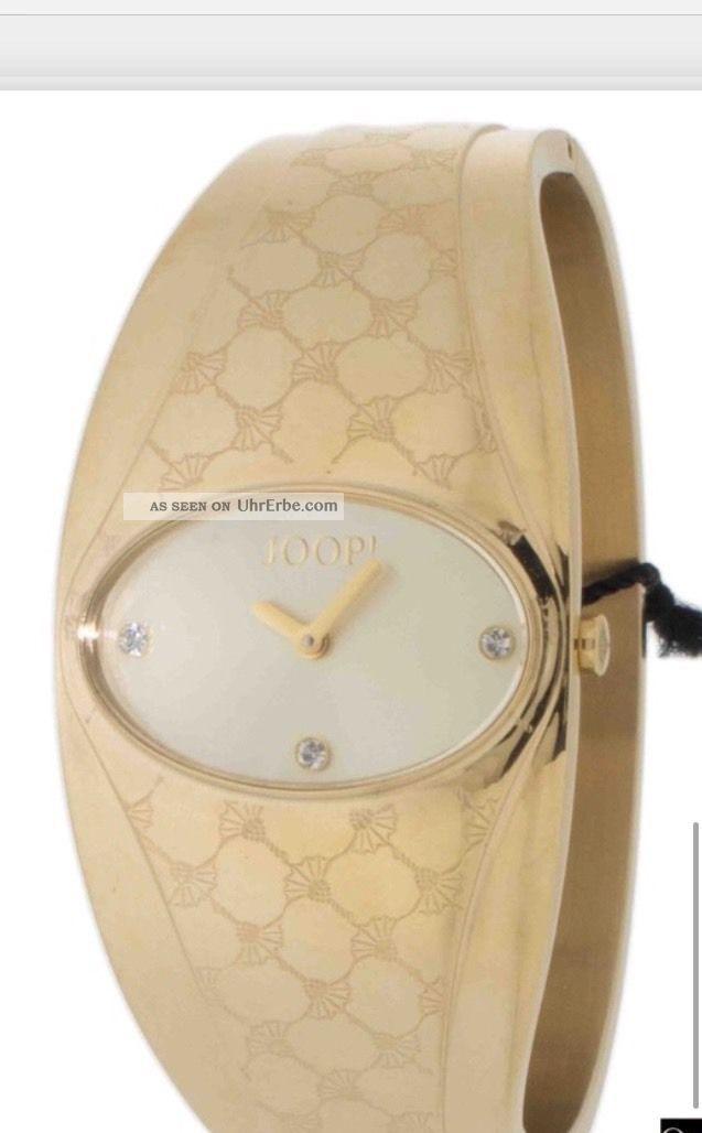 Joop Uhr Damenuhr Damen Jp100302003 Armbanduhren Bild