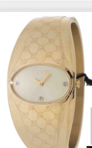 Joop Uhr Damenuhr Damen Jp100302003 Bild